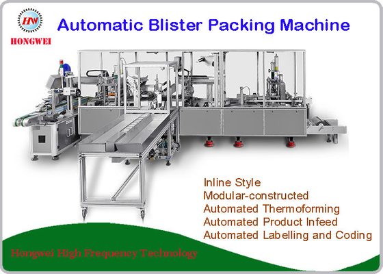 Mesin Blister Packing